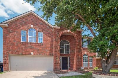 Frisco Single Family Home For Sale: 5910 Dustin Trail