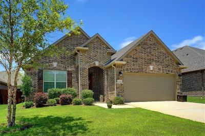 Denton Single Family Home For Sale: 3208 Knoll Pines Road