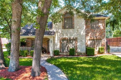 Fort Worth Single Family Home For Sale: 1801 Druid Lane