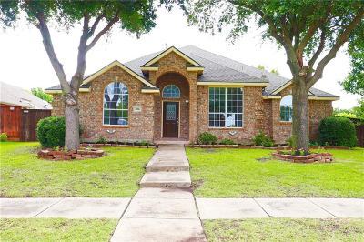 Rowlett Single Family Home For Sale: 3306 Lake Highlands Drive