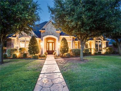 Collin County Single Family Home For Sale: 290 Hidden Lake Drive