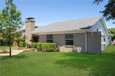 Plano Single Family Home For Sale: 5044 Frontier Lane