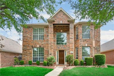 Frisco Single Family Home For Sale: 11482 Blanchard Drive