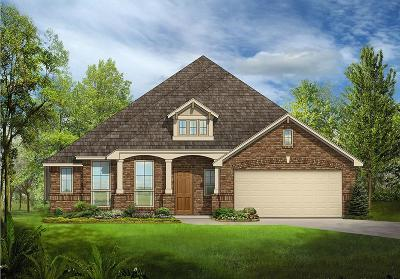 Waxahachie Single Family Home For Sale: 1101 Planters Way