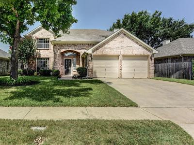Hurst Single Family Home Active Option Contract: 329 Parkview Drive