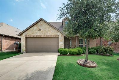 Forney Single Family Home For Sale: 1119 Johnson City Avenue