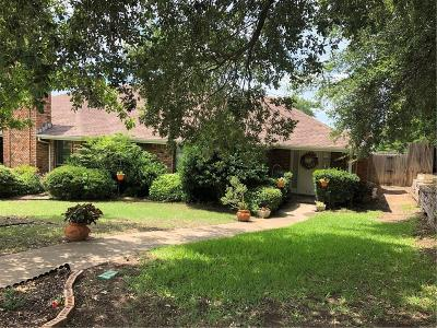 Desoto Multi Family Home Active Option Contract: 817 Summit Drive
