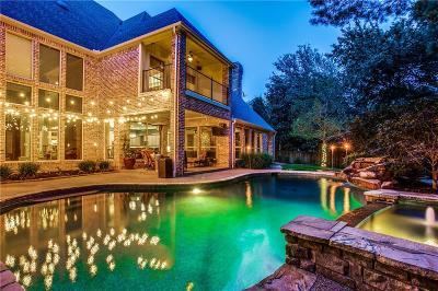 Southlake TX Single Family Home For Sale: $1,165,000