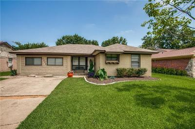 Richardson Single Family Home For Sale: 1222 Evergreen Drive
