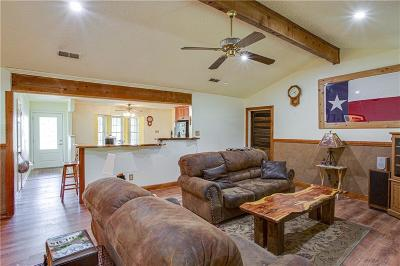 Weatherford Single Family Home For Sale: 2358 Tanglewood Street