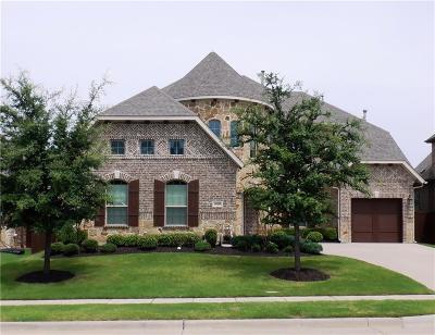 Allen TX Single Family Home For Sale: $555,000