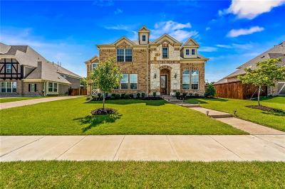 Wylie Single Family Home For Sale: 1621 Genevieve Drive