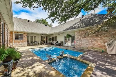 Dallas, Addison Single Family Home For Sale: 13850 Creekside Place