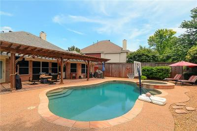 McKinney Single Family Home For Sale: 205 Cinnamon Circle