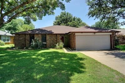 Bedford Single Family Home For Sale: 3804 Horizon Drive