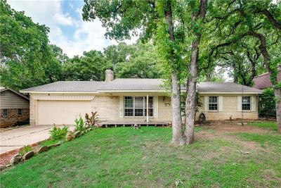 Fort Worth Single Family Home For Sale: 7217 Norma Street