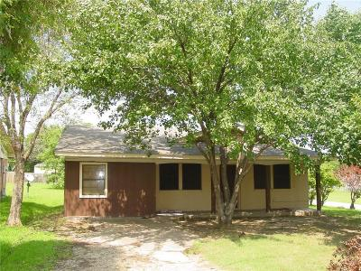 Crandall, Combine Single Family Home For Sale: 411 S 5th Street