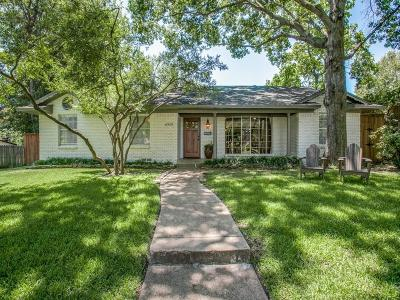 Dallas County Single Family Home For Sale: 6929 Galemeadow Circle