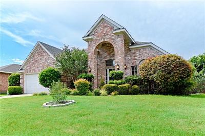 Frisco Single Family Home For Sale: 10905 Turtle Creek Lane