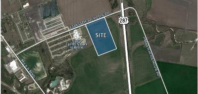 Waxahachie Commercial Lots & Land For Sale: 0000 W Parks School House Road