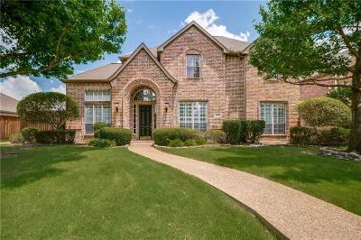 Richardson Single Family Home Active Option Contract: 2808 Crested Butte Drive