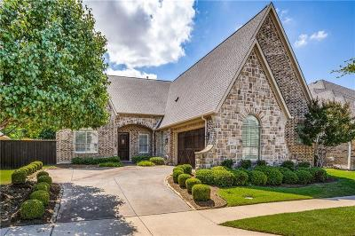McKinney Single Family Home For Sale: 102 Troon Road