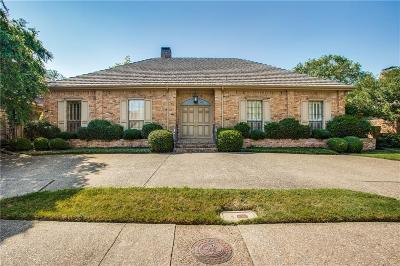 Dallas County Single Family Home For Sale: 7014 Northwood Road