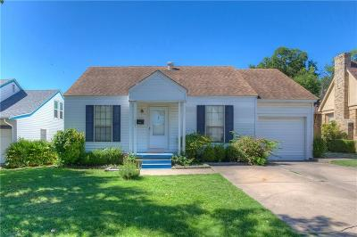 Fort Worth Single Family Home For Sale: 3565 W 5th Street
