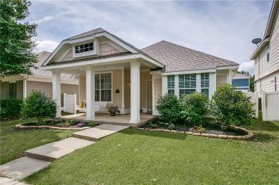 Denton County Single Family Home For Sale: 1380 Kingston Place