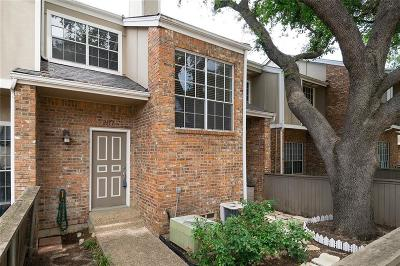 Irving Townhouse For Sale: 2317 Southlake Court
