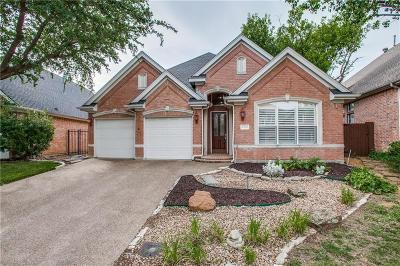Addison Single Family Home Active Option Contract: 3820 Park Place