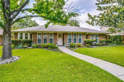 Single Family Home For Sale: 7327 Rustic Valley Drive