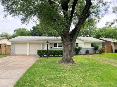 North Richland Hills Single Family Home For Sale: 7713 Noreast Drive