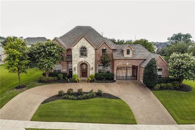 Prosper Single Family Home For Sale: 1000 Three Rivers Drive