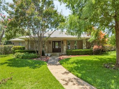 Dallas Single Family Home For Sale: 6836 Hillwood Lane
