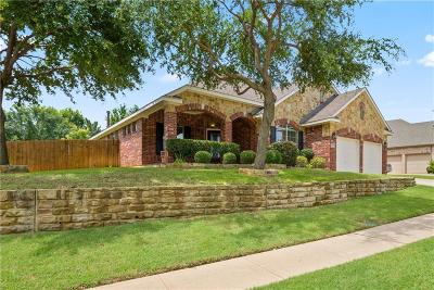 Denton County Single Family Home For Sale: 307 Texoma Drive
