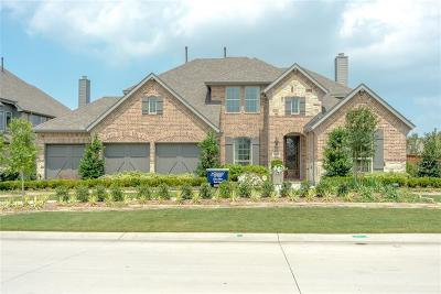 Prosper Single Family Home For Sale: 1617 Commons Way