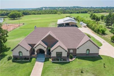 Burleson Single Family Home Active Contingent: 1401 County Road 1021
