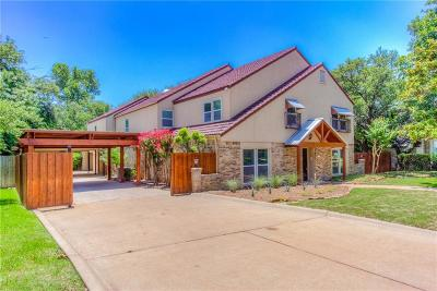 Fort Worth Single Family Home For Sale: 8805 Random Road