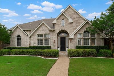 Coppell Single Family Home For Sale: 510 Gifford Drive