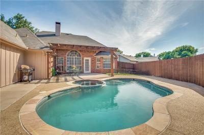 Frisco Single Family Home For Sale: 8678 Creekview Drive