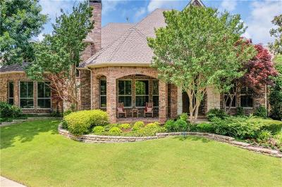 McKinney Single Family Home Active Contingent: 2820 Stafford Court