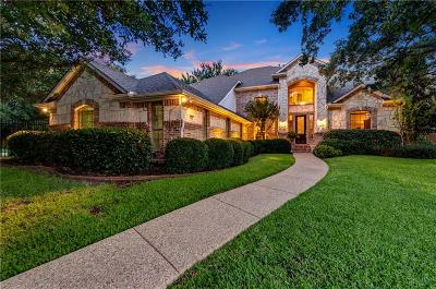 Tarrant County Single Family Home For Sale: 712 Berkshire Hill Drive