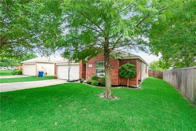 Forney Single Family Home Active Option Contract: 1104 Cumberland Drive