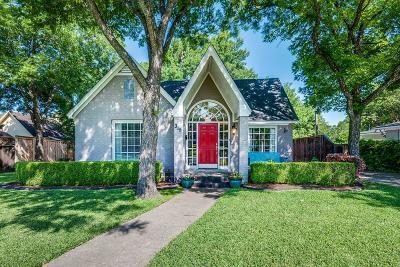Waxahachie Single Family Home For Sale: 315 Harbin Avenue