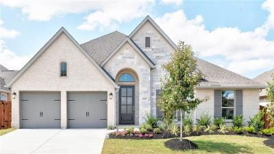 Aubrey Single Family Home For Sale: 3917 Redbud Drive