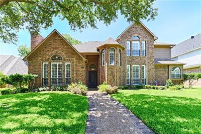 Coppell Single Family Home For Sale: 225 E Bethel Drive