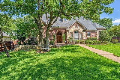 Colleyville Single Family Home For Sale: 3711 Treemont Court