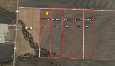 Collin County Residential Lots & Land For Sale: 10 Cr 1040