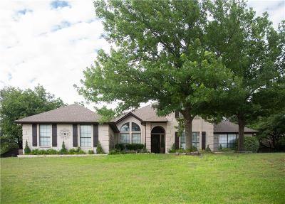 Fort Worth Single Family Home For Sale: 356 Coach House Circle